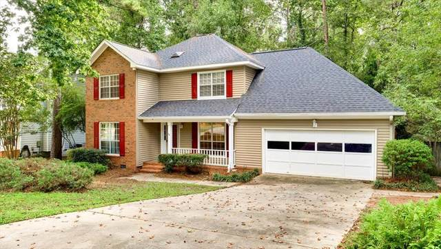 880 Chase Road, Evans, GA 30809 (MLS #474845) :: For Sale By Joe | Meybohm Real Estate