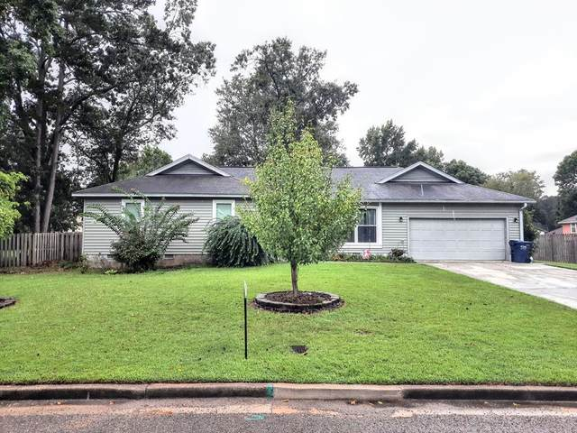 4588 Swan Drive, Evans, GA 30809 (MLS #474908) :: Better Homes and Gardens Real Estate Executive Partners