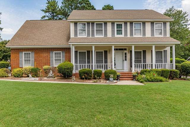 132 Quail Springs Road, Martinez, GA 30907 (MLS #474910) :: McArthur & Barnes Group | Meybohm Real Estate