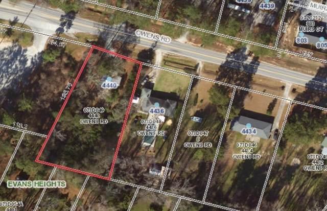 4440 Owens Road, Evans, GA 30809 (MLS #474929) :: McArthur & Barnes Group | Meybohm Real Estate