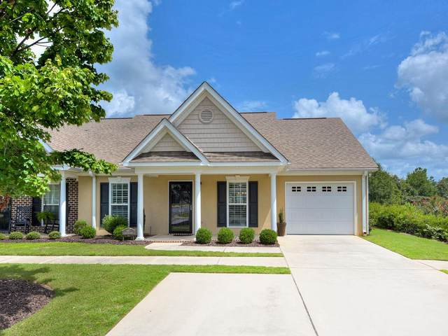487 Harvester Drive, North Augusta, SC 29860 (MLS #474946) :: For Sale By Joe | Meybohm Real Estate