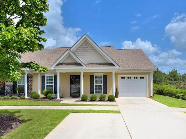 487 Harvester Drive, North Augusta, SC 29860 (MLS #474946) :: Melton Realty Partners