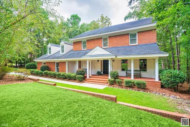 864 Lake Royal Drive, Grovetown, GA 30813 (MLS #474967) :: Melton Realty Partners