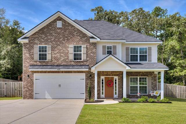 4630 Hunters Mill Court, Hephzibah, GA 30815 (MLS #474981) :: For Sale By Joe   Meybohm Real Estate