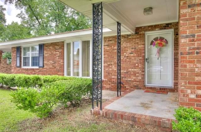 224 Stephens Road, Martinez, GA 30907 (MLS #475035) :: Shannon Rollings Real Estate
