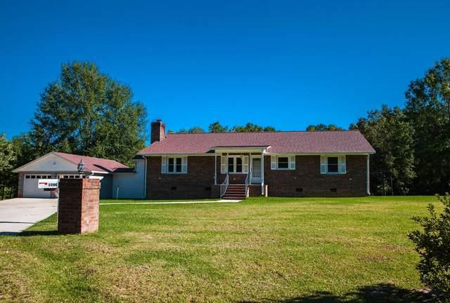 1200 Pine Ridge Road, Lincolnton, GA 30817 (MLS #475073) :: Melton Realty Partners