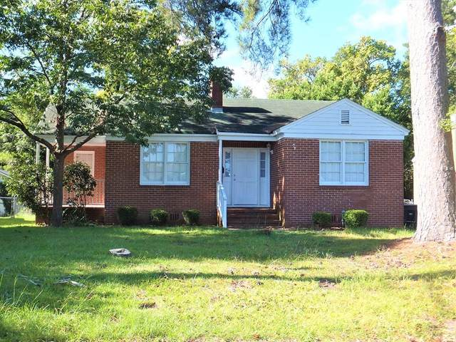 610 Grant Avenue, North Augusta, SC 29841 (MLS #475079) :: Shannon Rollings Real Estate