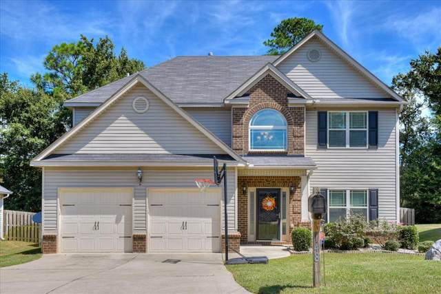 148 Mossy Oak Circle, North Augusta, SC 29843 (MLS #475111) :: RE/MAX River Realty