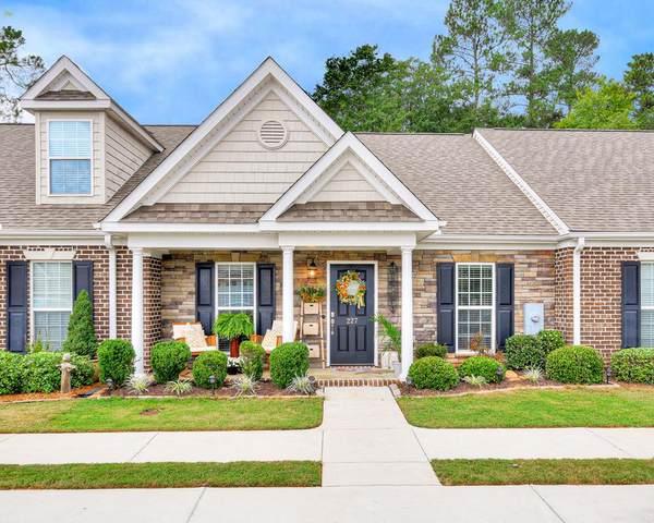 227 Harvester Drive, North Augusta, SC 29860 (MLS #475115) :: McArthur & Barnes Group   Meybohm Real Estate