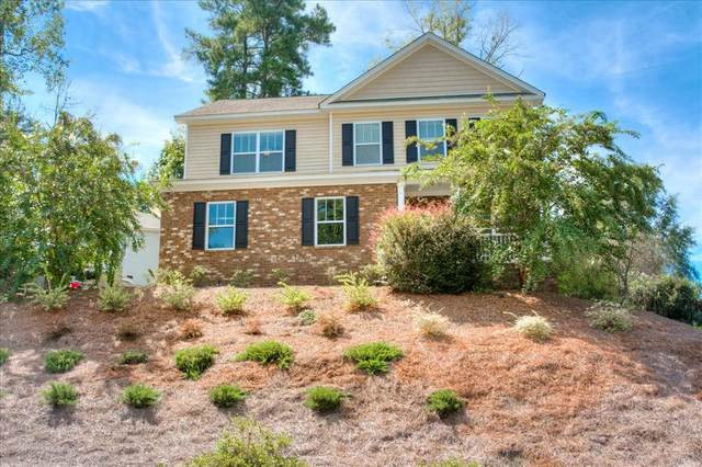 207 Runnel View, North Augusta, SC 29841 (MLS #475155) :: Shannon Rollings Real Estate