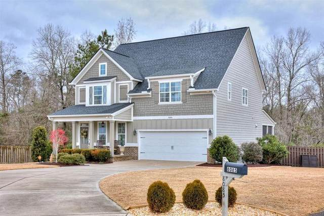 8085 Canary Lake Drive, North Augusta, SC 29841 (MLS #475184) :: For Sale By Joe | Meybohm Real Estate