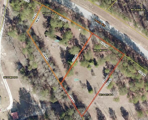 3370 Lewis Road, Augusta, GA 30909 (MLS #475210) :: Melton Realty Partners