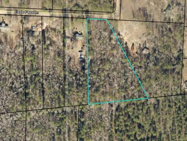 Lot 31 Eagle Pass Lane, Hephzibah, GA 30815 (MLS #475216) :: Tonda Booker Real Estate Sales