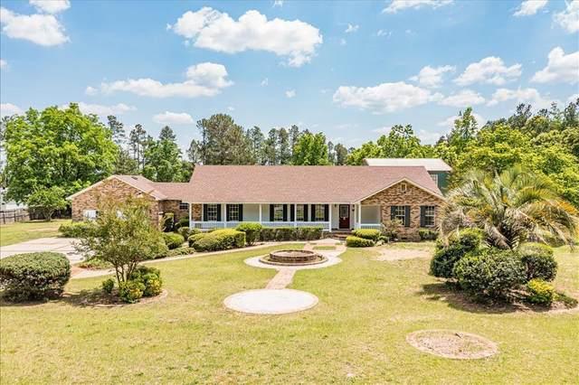 2022 Louisa Road, Hephzibah, GA 30815 (MLS #475244) :: Tonda Booker Real Estate Sales