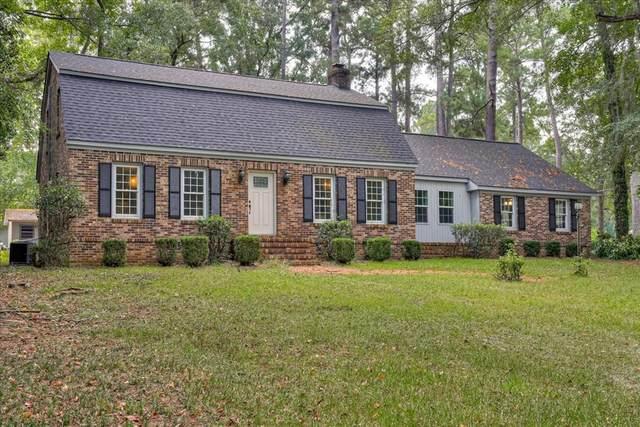 218 Pine Cone Road, Waynesboro, GA 30830 (MLS #475260) :: For Sale By Joe | Meybohm Real Estate