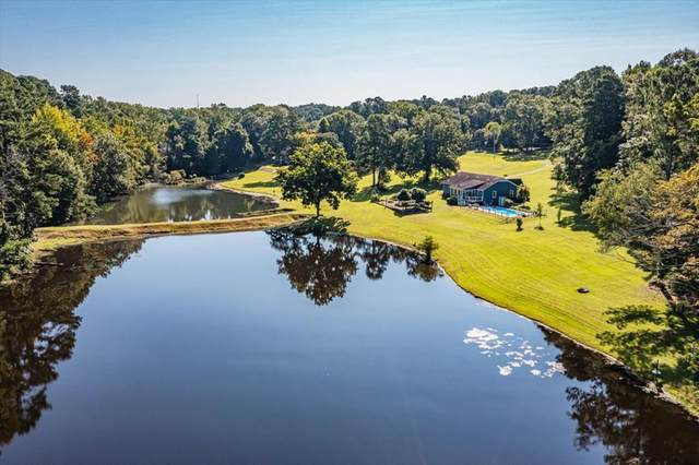 702 W Martintown Road W, North Augusta, SC 29841 (MLS #475287) :: RE/MAX River Realty