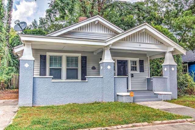 111 Ellis Street, Augusta, GA 30901 (MLS #475290) :: Tonda Booker Real Estate Sales