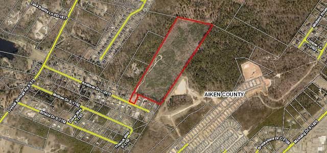 Off Crystal Springs Road, Graniteville, SC 29829 (MLS #475294) :: Southeastern Residential