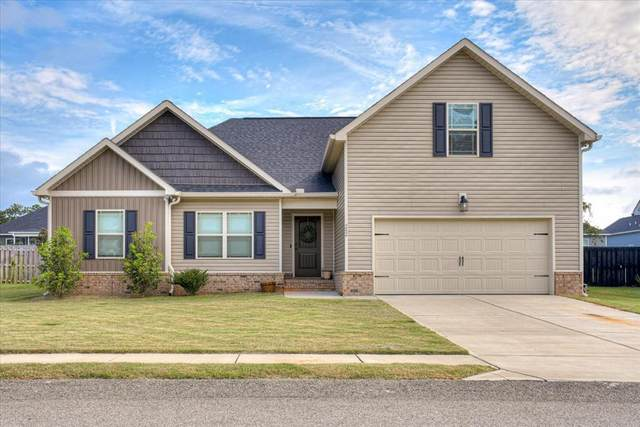242 Sweetwater Landing Drive, North Augusta, SC 29860 (MLS #475300) :: McArthur & Barnes Group | Meybohm Real Estate