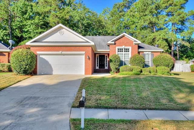 1348 Wendell Lane, Grovetown, GA 30813 (MLS #475306) :: McArthur & Barnes Group | Meybohm Real Estate