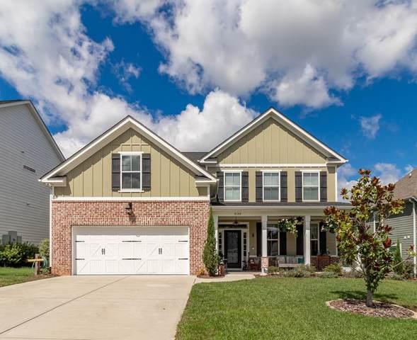 838 Glencoe Way, Evans, GA 30809 (MLS #475316) :: Melton Realty Partners
