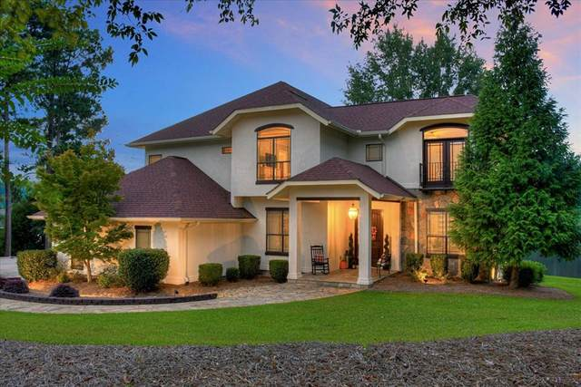 136 Summerlake Drive, North Augusta, SC 29860 (MLS #475322) :: Melton Realty Partners