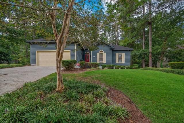 849 Hickory Ridge Road, Aiken, SC 29803 (MLS #475327) :: For Sale By Joe | Meybohm Real Estate