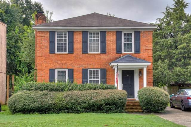 2452 Riverlook Drive, Augusta, GA 30909 (MLS #475337) :: REMAX Reinvented | Natalie Poteete Team