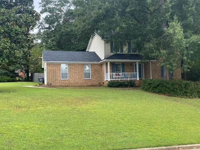708 Low Meadow Drive, Evans, GA 30809 (MLS #475350) :: Better Homes and Gardens Real Estate Executive Partners
