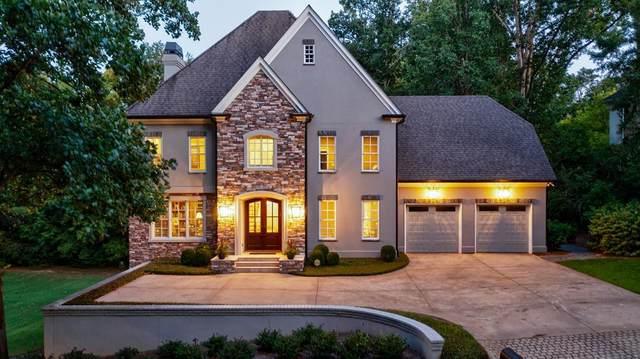 3763 West Lake Drive, Martinez, GA 30907 (MLS #475365) :: Southeastern Residential