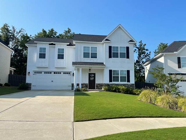 5612 Chesterfield Street, Evans, GA 30809 (MLS #475376) :: Melton Realty Partners