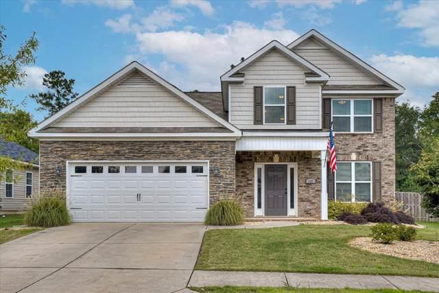 137 Radcliff Drive, Grovetown, GA 30813 (MLS #475377) :: Melton Realty Partners