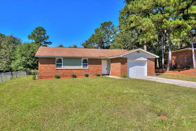2313 Woodsman Drive, Augusta, GA 30906 (MLS #475409) :: For Sale By Joe | Meybohm Real Estate