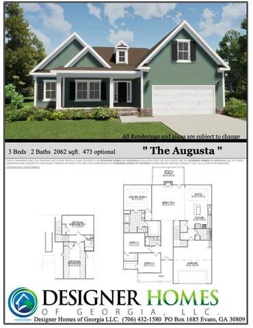 7022 Kingburgh Lane, North Augusta, SC 29860 (MLS #475449) :: Better Homes and Gardens Real Estate Executive Partners