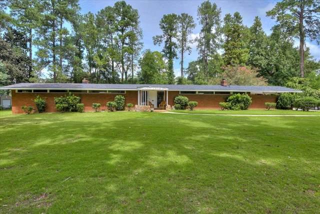 3125 Walton Way, Augusta, GA 30909 (MLS #475494) :: Shannon Rollings Real Estate