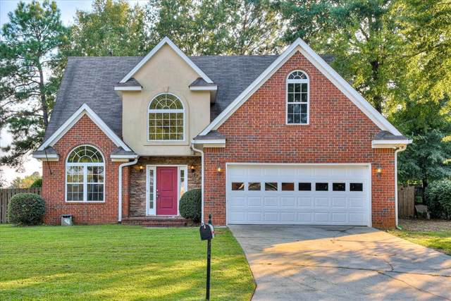 5356 Angel Falls Drive, Grovetown, GA 30813 (MLS #475495) :: Melton Realty Partners