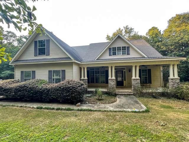 580 Springhaven Drive, North Augusta, SC 29860 (MLS #475506) :: REMAX Reinvented | Natalie Poteete Team
