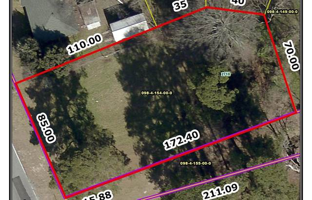 2710 Coleman Avenue, Augusta, GA 30906 (MLS #475521) :: McArthur & Barnes Group | Meybohm Real Estate