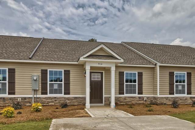 2060 SW Catlet Court, Aiken, SC 29803 (MLS #475540) :: Southeastern Residential