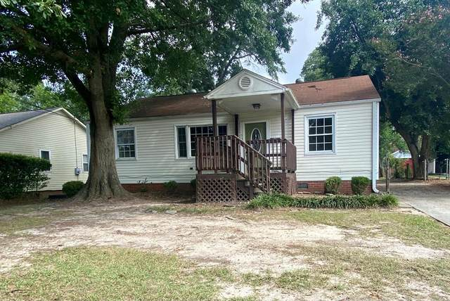 531 Pershing Drive, North Augusta, SC 29841 (MLS #475545) :: Shannon Rollings Real Estate