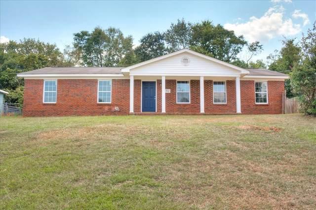 2712 Loren Parkway, Hephzibah, GA 30815 (MLS #475547) :: McArthur & Barnes Group | Meybohm Real Estate