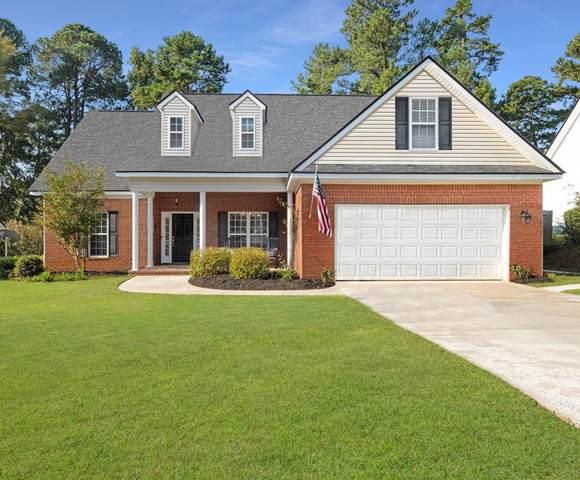 910 River Bound Court, Evans, GA 30809 (MLS #475559) :: REMAX Reinvented | Natalie Poteete Team