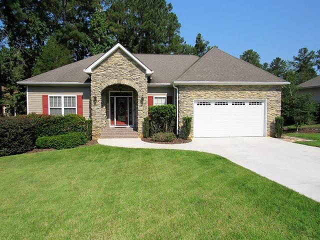 136 Lake Ridge Drive, McCormick, SC 29835 (MLS #475563) :: McArthur & Barnes Group | Meybohm Real Estate