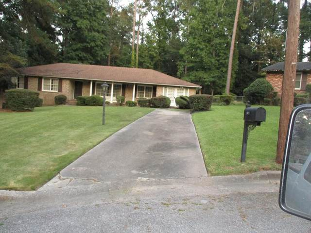 2370 Courtney Circle, Augusta, GA 30906 (MLS #475588) :: For Sale By Joe | Meybohm Real Estate