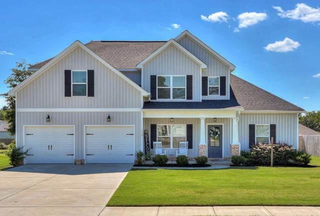 268 Sweetwater Landing Drive, North Augusta, SC 29860 (MLS #475592) :: McArthur & Barnes Group | Meybohm Real Estate