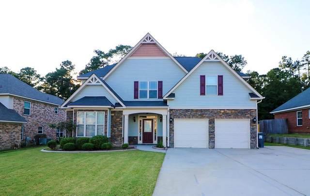 6056 Reynolds Circle, Grovetown, GA 30813 (MLS #475600) :: REMAX Reinvented | Natalie Poteete Team