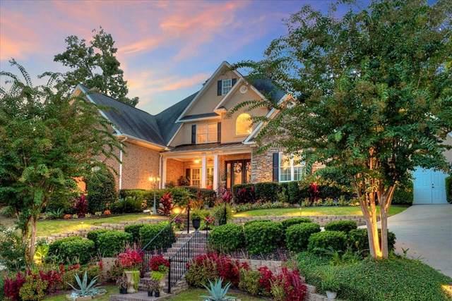 3669 Foxfire Place, Martinez, GA 30907 (MLS #475606) :: REMAX Reinvented | Natalie Poteete Team