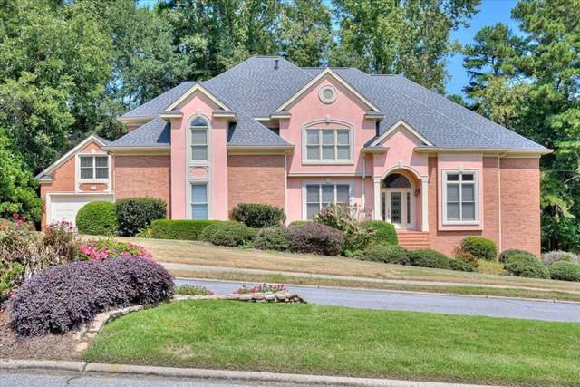 745 Jones Creek Drive, Evans, GA 30809 (MLS #475608) :: REMAX Reinvented | Natalie Poteete Team
