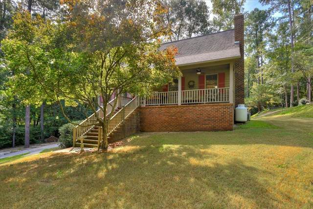 1506 Stevens Creek Drive, North Augusta, SC 29860 (MLS #475609) :: REMAX Reinvented | Natalie Poteete Team
