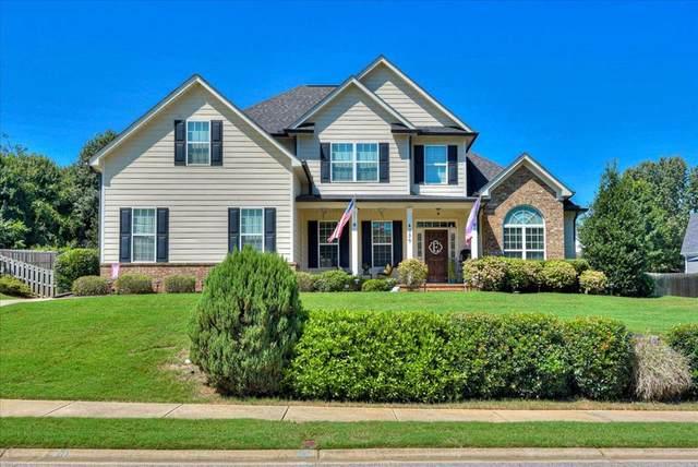 4039 Stowe Drive, Grovetown, GA 30813 (MLS #475615) :: REMAX Reinvented | Natalie Poteete Team